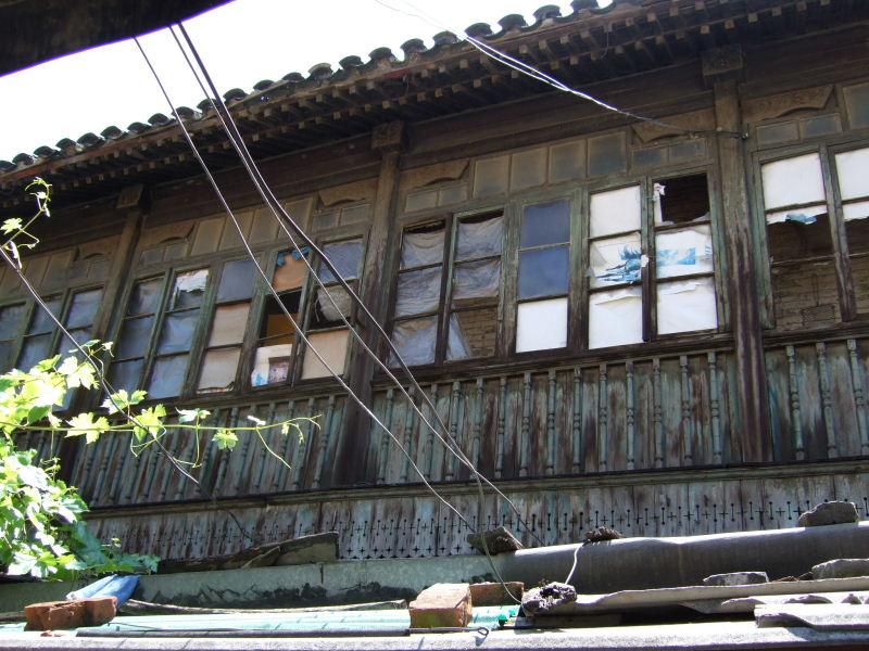 蘇州胡同118日本建築二階