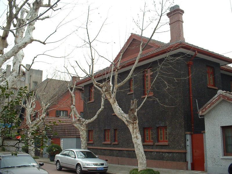 上海宋慶齢故居