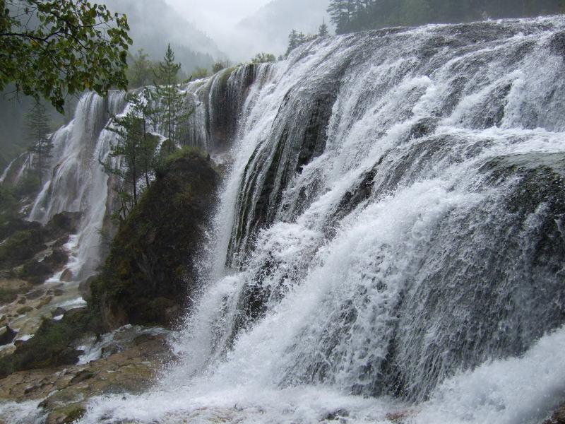 261珍珠灘瀑布