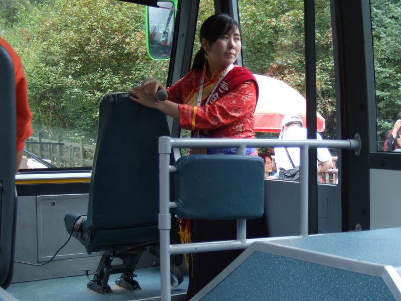 295バスガイド