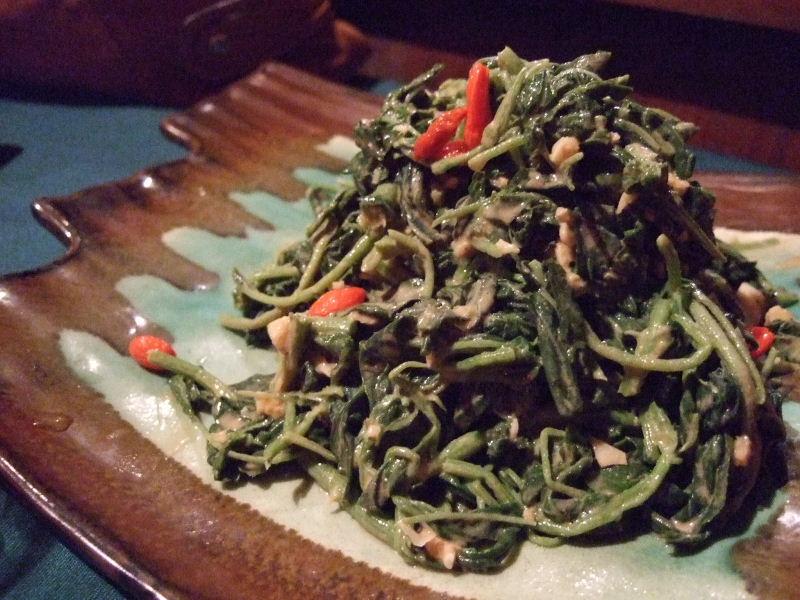 新紅資別荘野菜