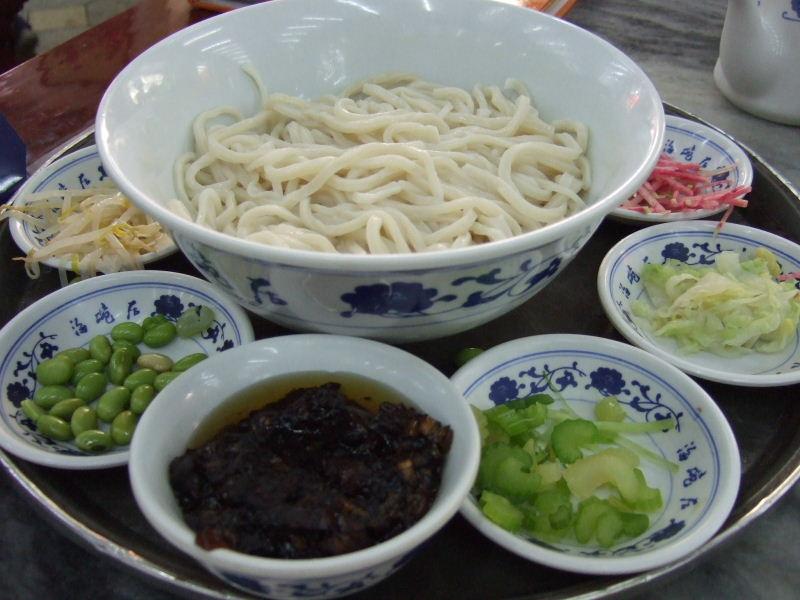 海碗居05炸醤麺