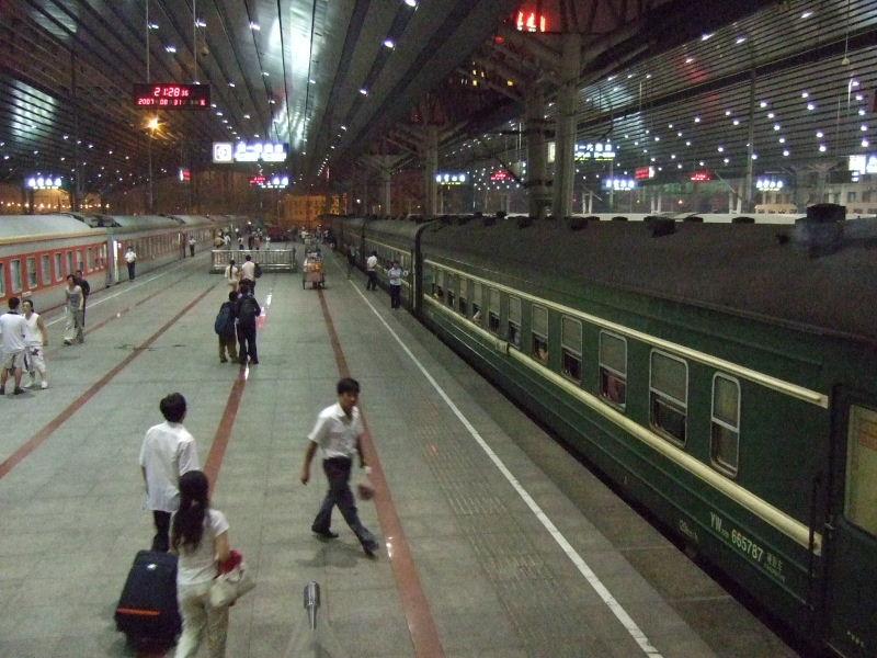 002北京駅