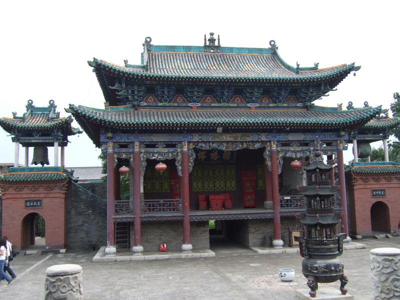 165城隍廟戯台