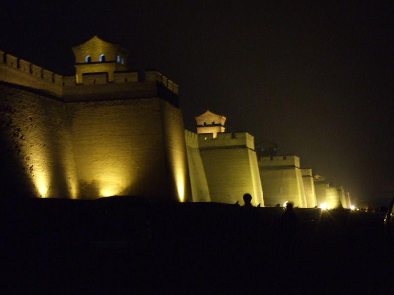 141城壁夜景