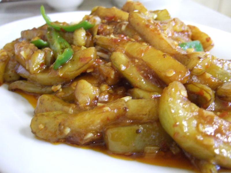 Yuanxin魚香茄子