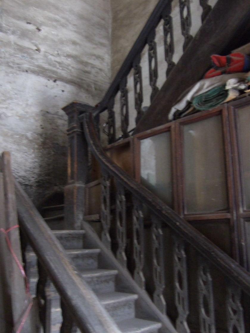 0031北極閣三条22洋館階段