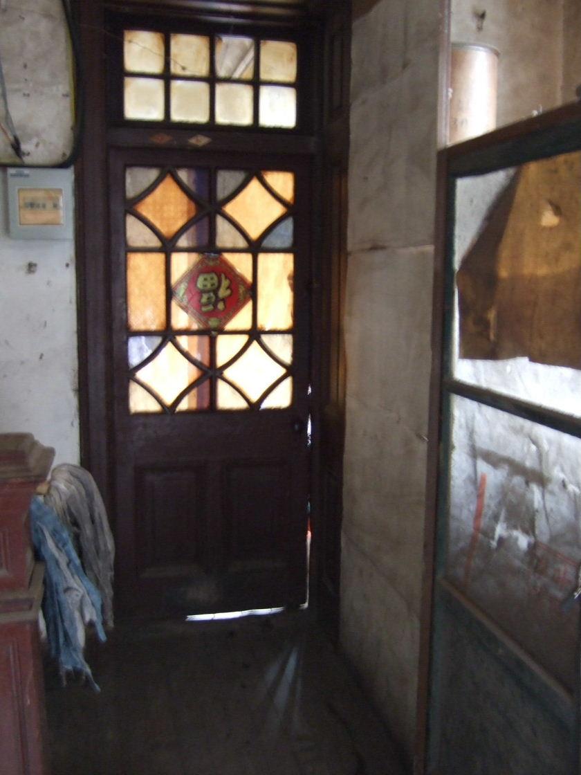 0032北極閣三条22洋館ドア