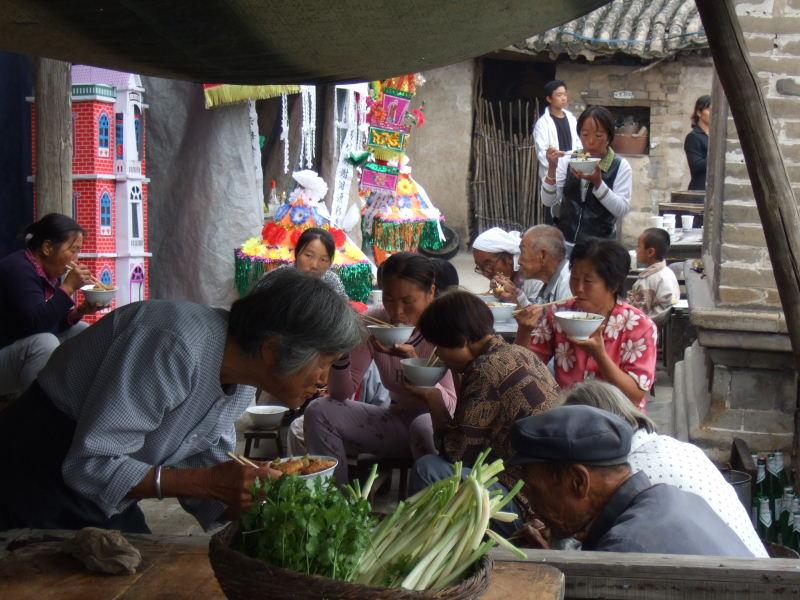 081李家山葬儀朝食