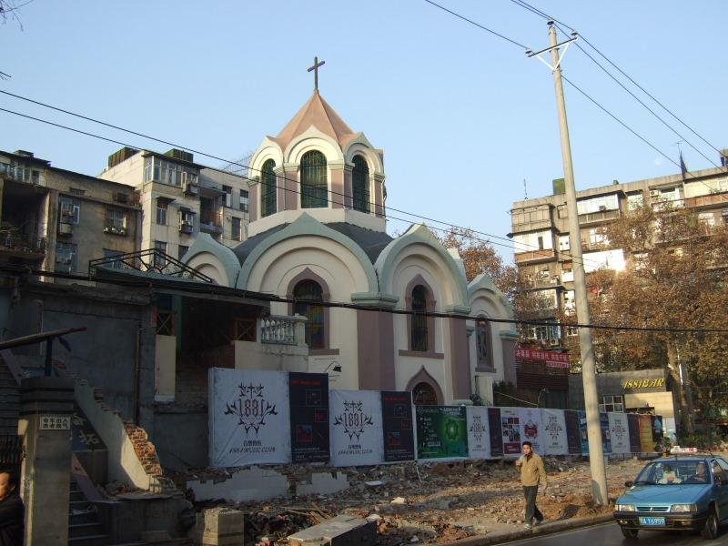 38天津路教会