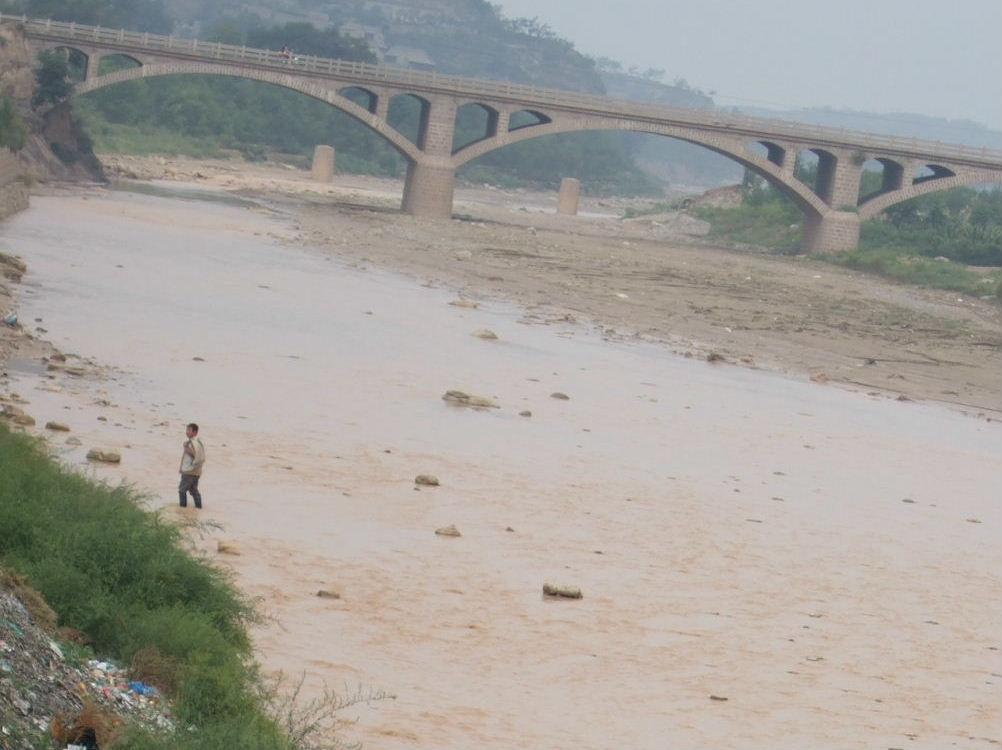 118湫水河渡河