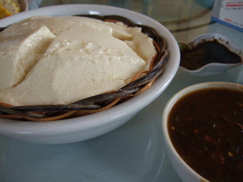047吉林荘稼院自家製豆腐