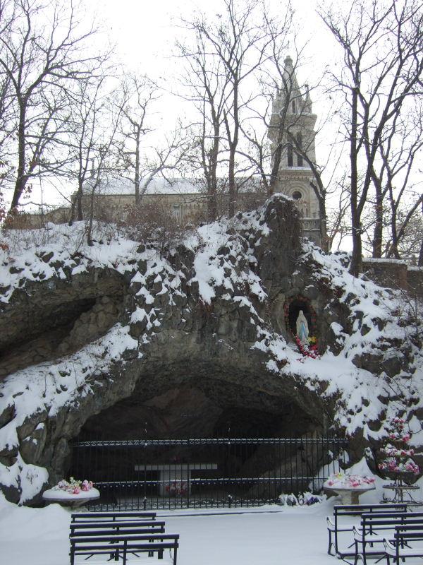 吉林聖母洞