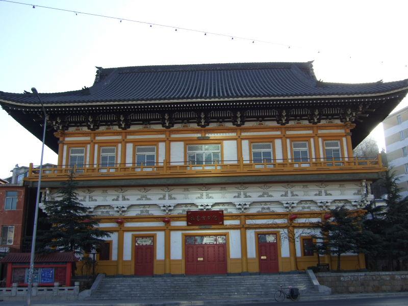 大連旧東本願寺