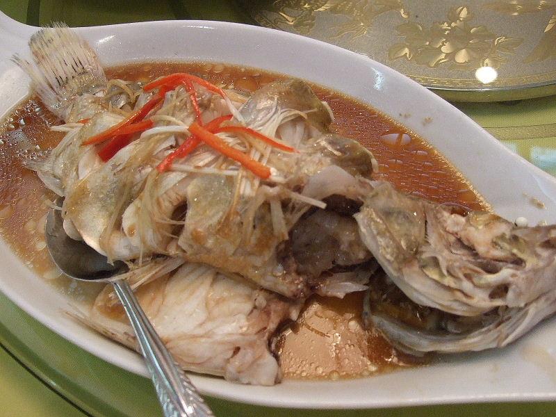 13清蒸桂魚