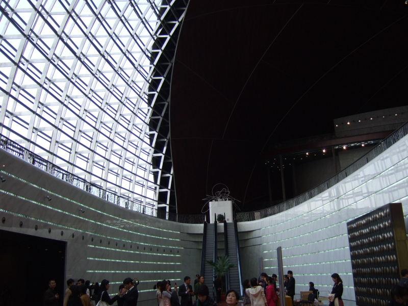 17国家大劇院内部