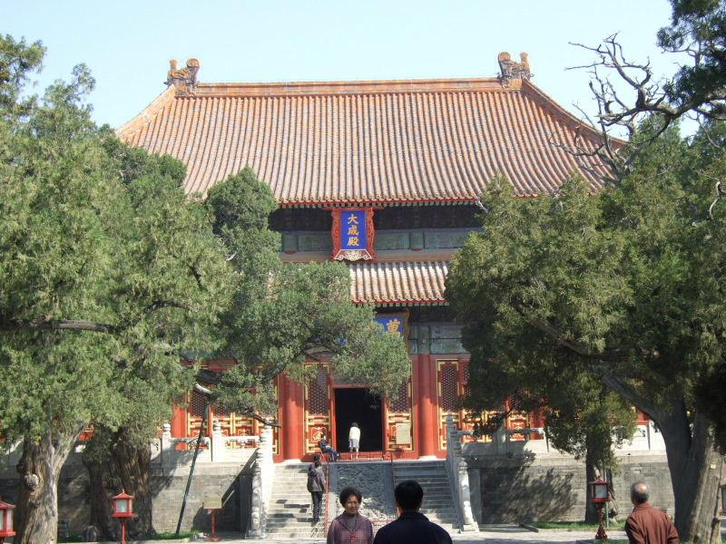 087孔廟大成殿
