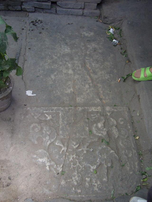 45迎新胡同57号 地蔵禅林碑