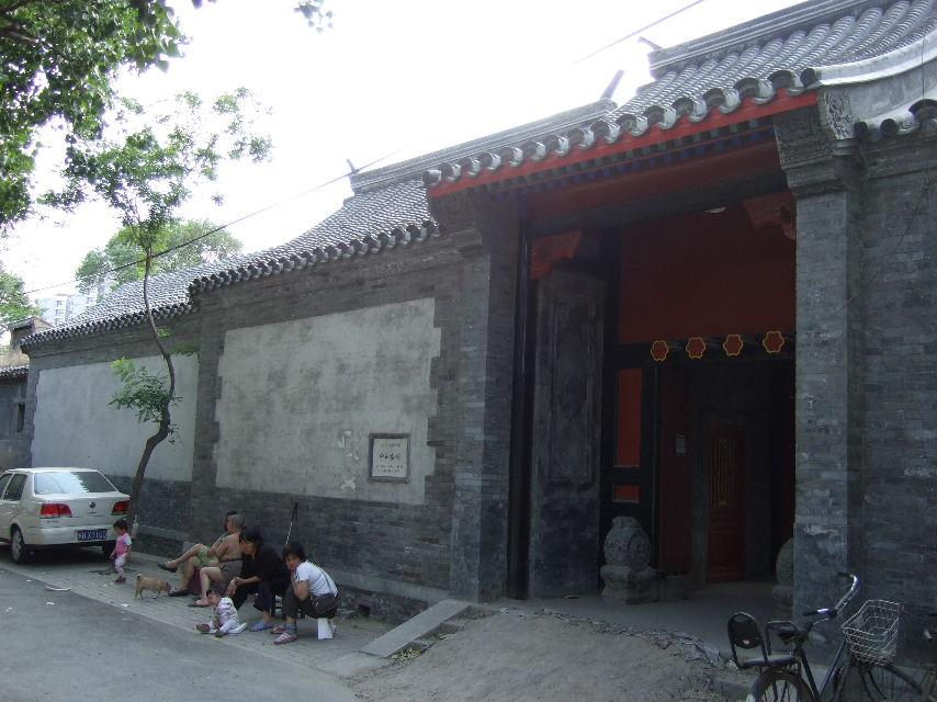 35中山会館門