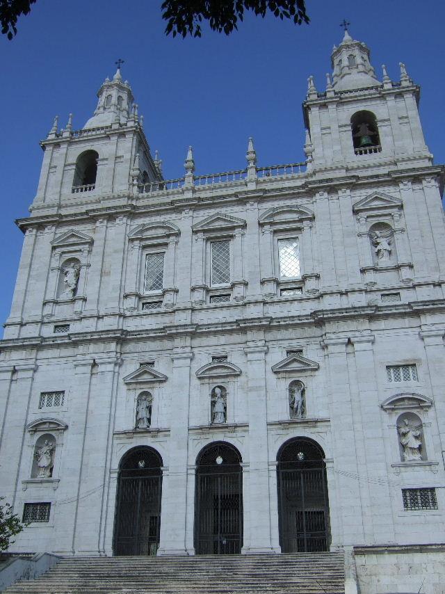 140Lisboaサン・ヴィンセンテ・デ・フォーラ教会