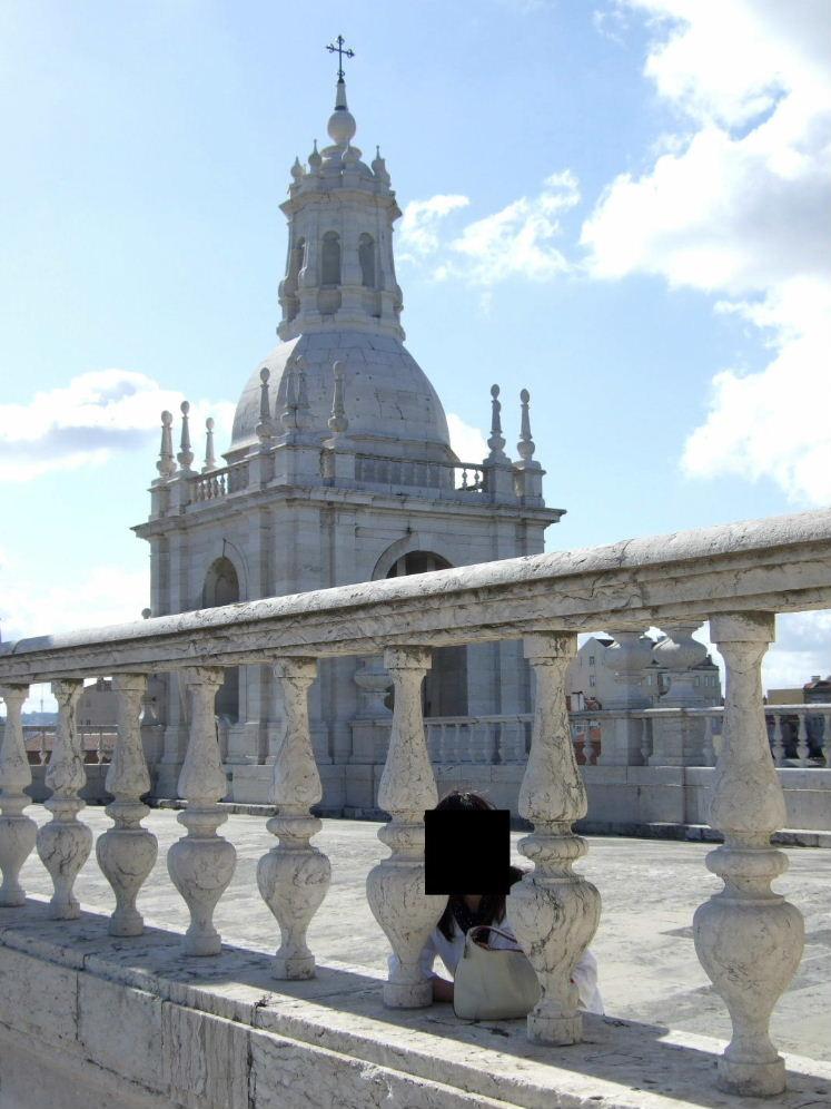 134Lisboaサン・ヴィンセンテ・デ・フォーラ教会