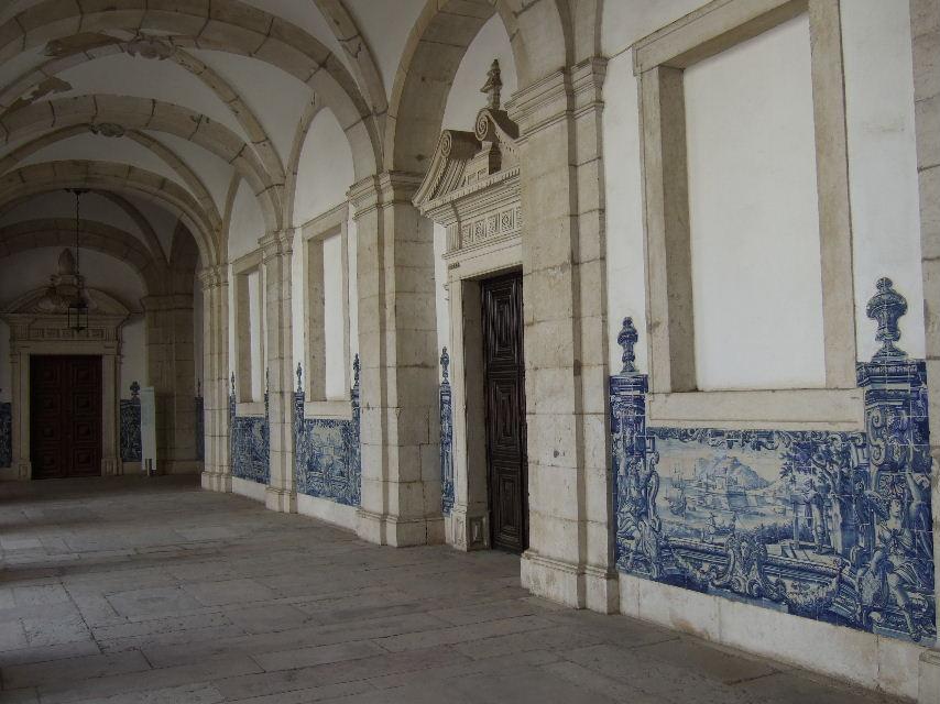 123Lisboaサン・ヴィンセンテ・デ・フォーラ教会