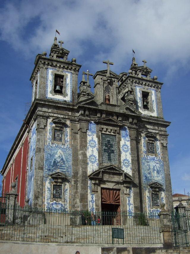 467Porto Ildefonso教会のアルテージョ