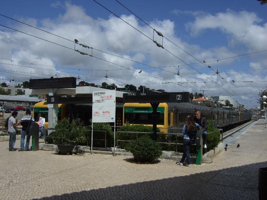 109Cascais駅