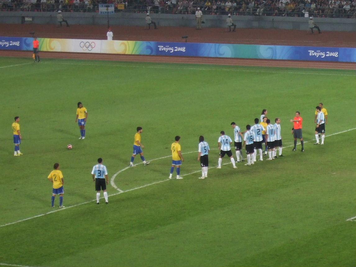 055サッカー男BRA-ARG(工体)