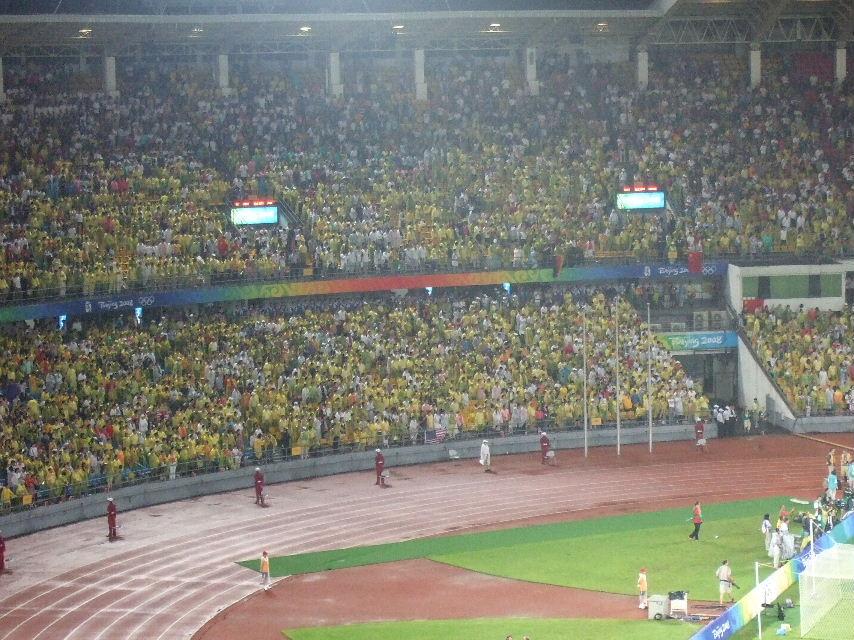 091サッカー女決勝BRA-USA(工体)