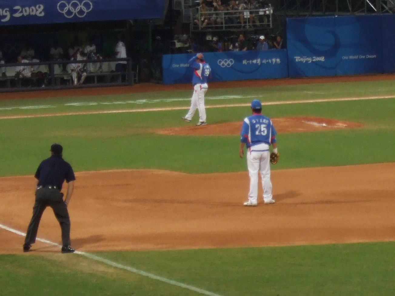 162野球決勝KOR-CUB(五ke松)Lee SY