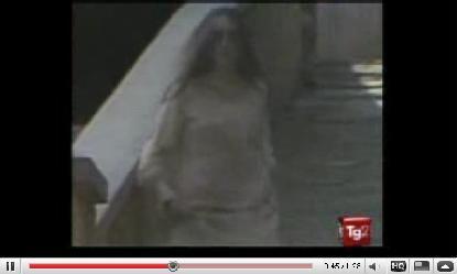 YouTubeより、「イタリアの物凄くリアルな幽霊、他」