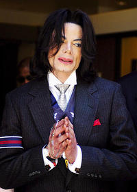 マイケル・ジャクソン by Newscom/アフロ