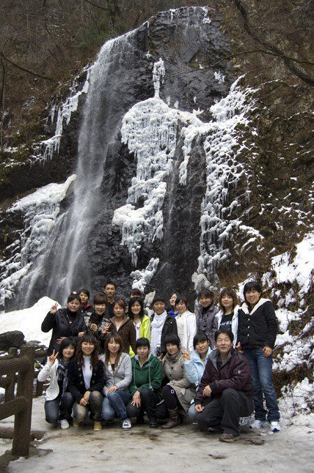 白猪の滝2