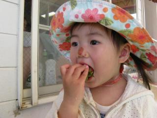 幼稚園体験:第1回目10