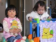 集まれ!2歳5ヶ月児9