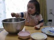 姫の餃子作り8