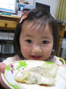 姫の餃子作り17