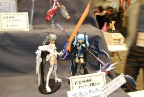 オリジナル神姫武装パーツ2