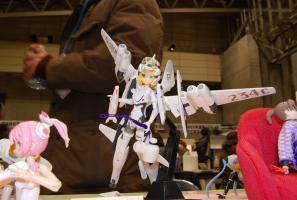 オリジナル天使型武装パーツ