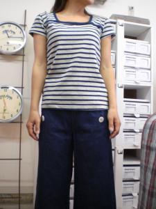 IND B マリンTシャツ