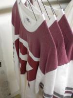 67 フットボールTシャツ
