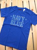NAVY BLUE Tシャツ