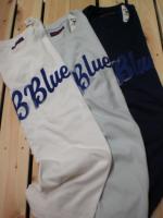 B BLUE Tシャツ