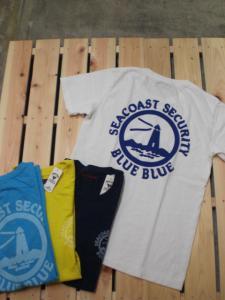 SEA COAST Tシャツ