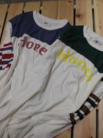 Honey Tシャツ
