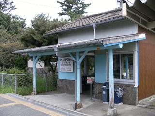 虹ノ松原駅(1)