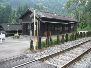 青部駅(1)