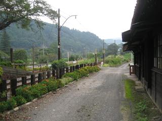 青部駅(6)