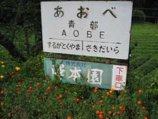 青部駅(10)